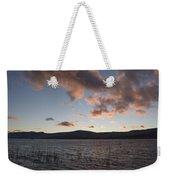 Sunset Over Lake Tahoe Weekender Tote Bag