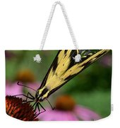 Swallowtail Weekender Tote Bag