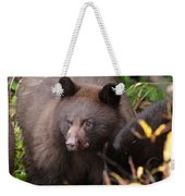 Sweet Face Weekender Tote Bag
