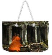 Ta Prohm Cambodia Weekender Tote Bag