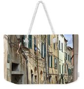 Taggia In Liguria Weekender Tote Bag
