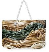 Tagliolini Pasta Weekender Tote Bag