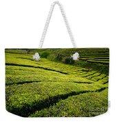 Tea Gardens Weekender Tote Bag