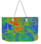 Tectonic Shift Weekender Tote Bag