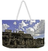 Temple Of The Warriors Weekender Tote Bag