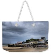 Tenby Harbour From North Beach 2 Weekender Tote Bag