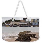 Tenby Harbour From North Beach Weekender Tote Bag