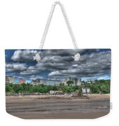 Tenby North Beach Weekender Tote Bag