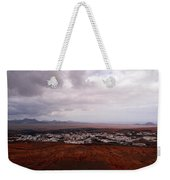 Tequise From Guanapay Castle  Weekender Tote Bag