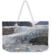 Terminal Moraine And Glacial Lake Weekender Tote Bag