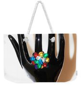 The Arm And Hand  Weekender Tote Bag