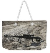The Barrett M82a1 Sniper Rifle Weekender Tote Bag