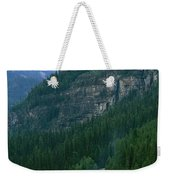 The Canada Pacific Train Travels Weekender Tote Bag