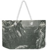 The Capture Of Margaret Garner Weekender Tote Bag