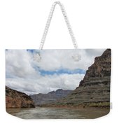 The Colorado River-a Grand Canyon Perspective II Weekender Tote Bag
