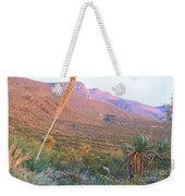 The Colors Of Evening Weekender Tote Bag