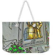The Crutched Friar Public House Weekender Tote Bag