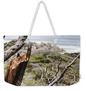 The Death Of A Tree V2 Weekender Tote Bag