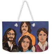 The Fab Four Beatles  Weekender Tote Bag