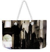 The Ghostly Nave Weekender Tote Bag