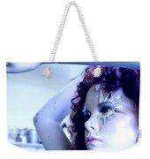 The Girl Weekender Tote Bag