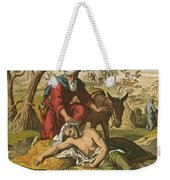 The Good Samaritan Weekender Tote Bag by English School
