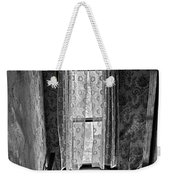 The Hiding Artist Weekender Tote Bag by Jerry Cordeiro