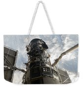 The Hubble Space Telescope Weekender Tote Bag