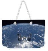 The International Space Station Weekender Tote Bag
