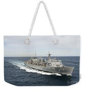 The Military Sealift Command Fast Weekender Tote Bag