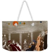 The New Planetarium In Paris, 1880 Weekender Tote Bag