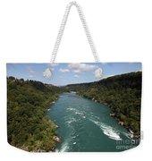 The Niagara River Weekender Tote Bag