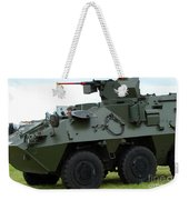 The Pandur 6x6 Family Of Wheeled Weekender Tote Bag
