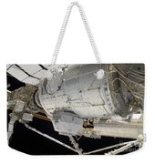 The Pressurized Mating Adapter 3 Weekender Tote Bag