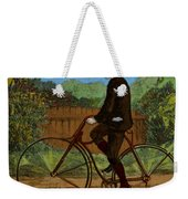 The Rover Bicycle Weekender Tote Bag