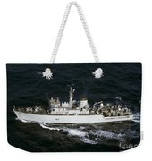 The Royal Navy Mine Countermeasures Weekender Tote Bag