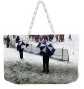 The Snow Game Weekender Tote Bag