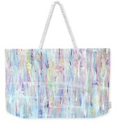 The Sounds Of Rain Weekender Tote Bag