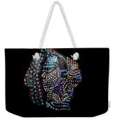 The Two Hearts Weekender Tote Bag