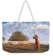 The Young Shepherdess Weekender Tote Bag