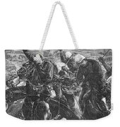 The Zulu War, 1879 Weekender Tote Bag
