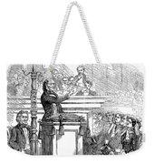 Theodore Parker (1810-1860) Weekender Tote Bag