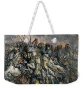 Third Crusade, 1191 Weekender Tote Bag