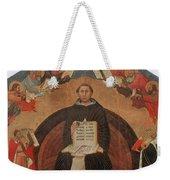 Thomas Aquinas, Italian Philosopher Weekender Tote Bag