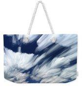 Time-lapse Clouds Weekender Tote Bag