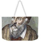 Titian (c1490-1576) Weekender Tote Bag