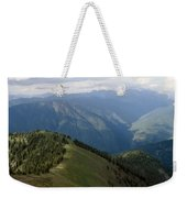 Top Of The World View Weekender Tote Bag
