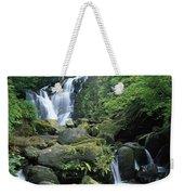 Torc Waterfall, Killarney National Weekender Tote Bag