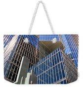 Toronto Financial Core Buildings Weekender Tote Bag