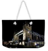 Tower Bridge At Night Weekender Tote Bag
